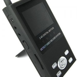 2.5 Inch Four Channel Wireless Digital Motion Audio Recorder